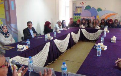كلية الفنون الجميلة تنظم ندوة علمية عن الاستخدام الأمثل للمياه خلق الوعي المجتمعي للاستخدام الأمثل للمياه وتحسين الممارسات الصحية في العراق