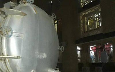 رئيس جامعة واسط يوجه باستمرار توفير ناقلات ماء صالح للشرب لطلبة الأقسام الداخلية