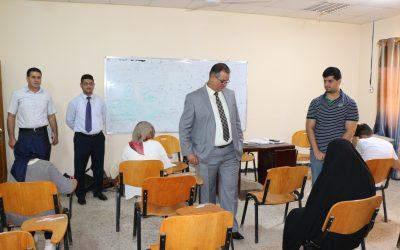 انطلاق امتحانات الدور الثاني في جامعة واسط للعام الدراسي 2017/2018