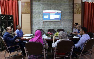 جامعة واسط تعلن نسب انجاز البرنامج الحكومي