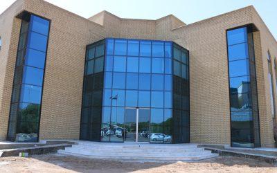 جامعة واسط تنجز  مشروع المركز الثقافي